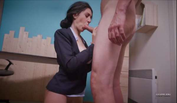Eloa Lombard Office Sex