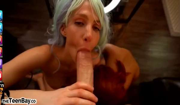 Penelope fuck huge double facial