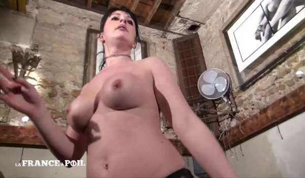 Savannah Her first anal casting
