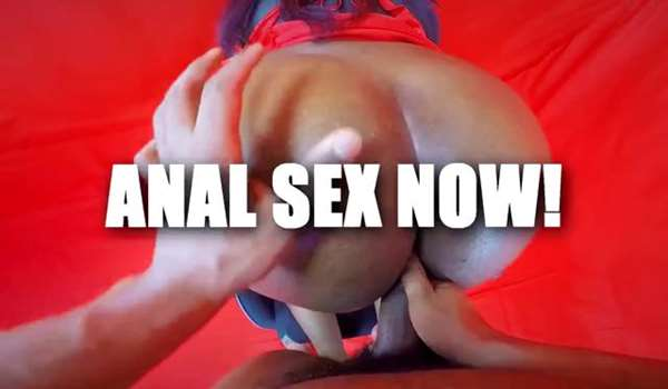 Scammed into anal sex