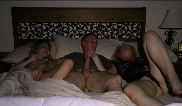 Wake Up Threesome