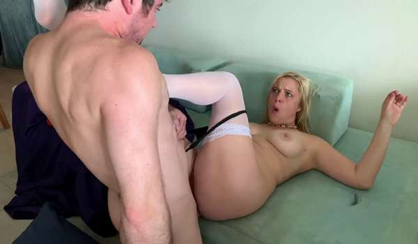 He Asks To Fuck Her Ass