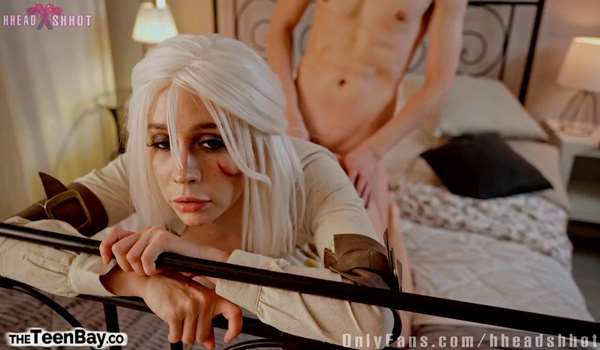 Witcher Anal Cosplay