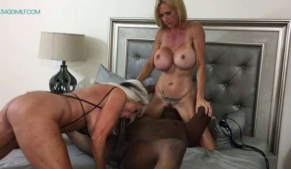Brooke Nice BBC Threesome