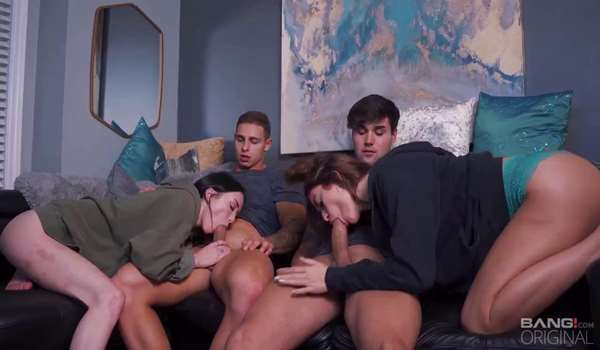 Extra wild orgy party friday night