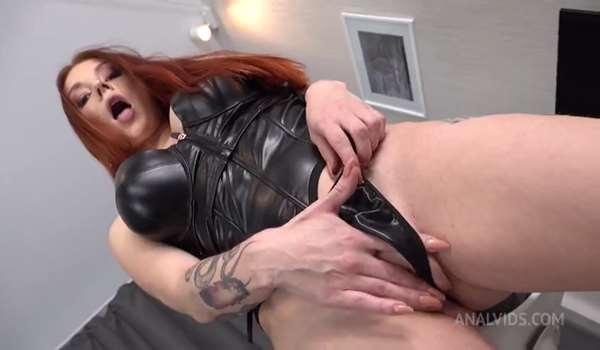 Lelya hard fucked in the ass