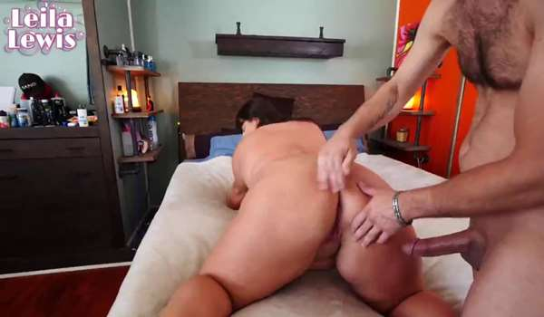 Leila My First Sex Tape