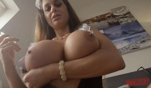 Cathy Heaven finds his sex toys